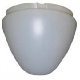 Lustre De Plástico P/ Ventilador de Teto Aliseu (NOVIDADE)
