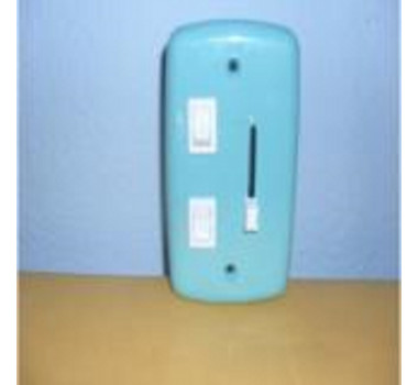 Dimer Deslizante Ventilador De Teto P/ 1 Lâmpada (Verde)